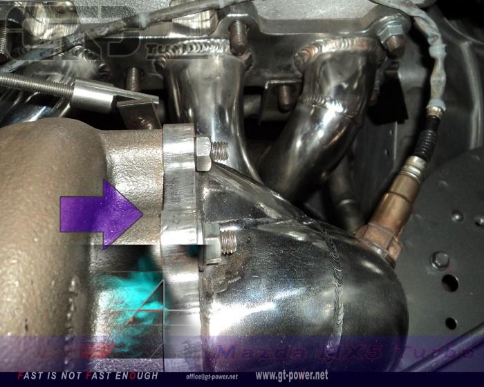 Mazda Miata Parts >> GTP / GT1 - MX-5 450 HP Turbokit / Mazda MX5 Turbo Kit ...