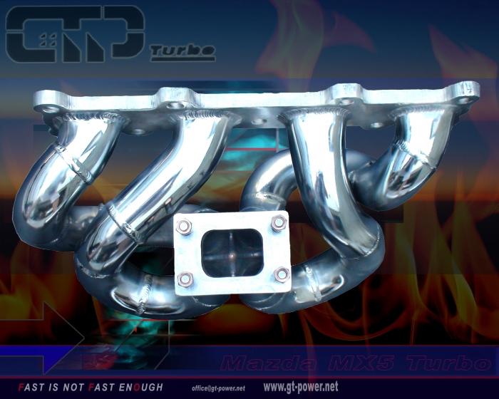 gtp / gt1 - mx-5 450 hp turbokit / mazda mx5 turbo kit conversion