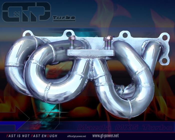 GTP / GT1 - MX-5 450 HP Turbokit / Mazda MX5 Turbo Kit